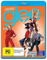Glee - The Complete Second Season on Blu-ray