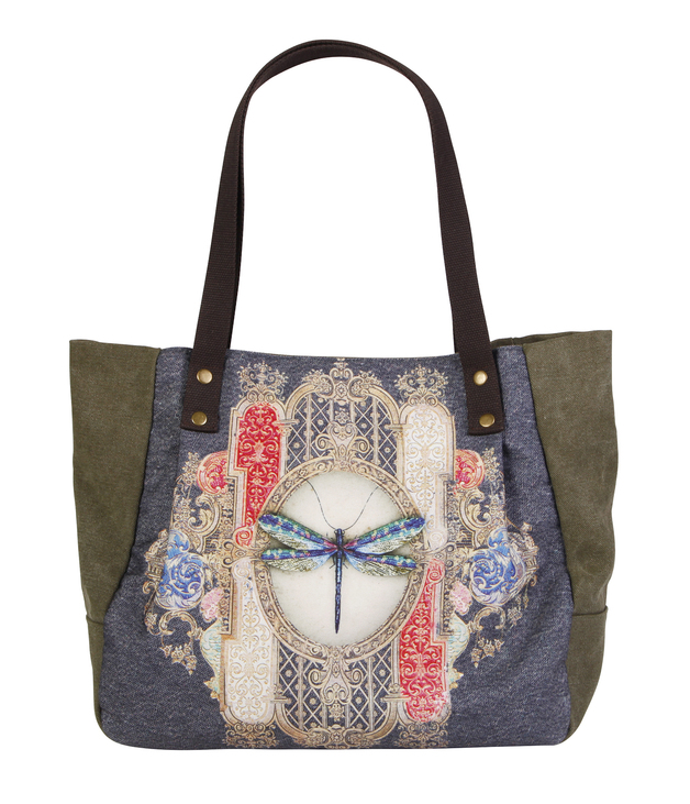 Ecole Francaise 2: Hand Bag - Majestic