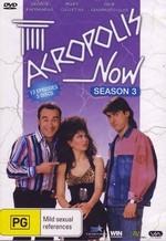 Acropolis Now - Season 3 (3 Disc Set) on DVD