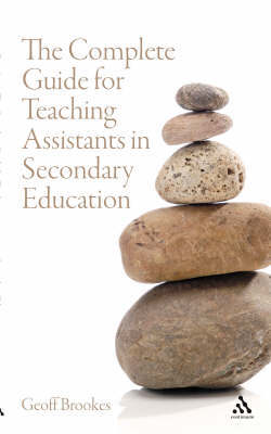 The Complete Guide for Teaching Assistants in Secondary Education by Geoff Brookes image