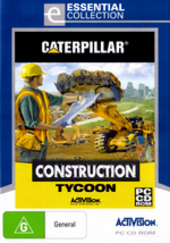 Caterpillar Construction Tycoon (Essential) for PC Games