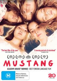 Mustang on DVD