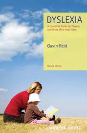 Dyslexia by Gavin Reid