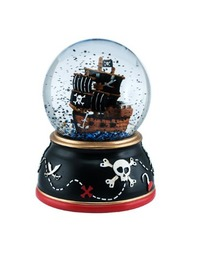 Tono: Pirate Ship - Snow Globe