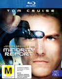 Minority Report on Blu-ray