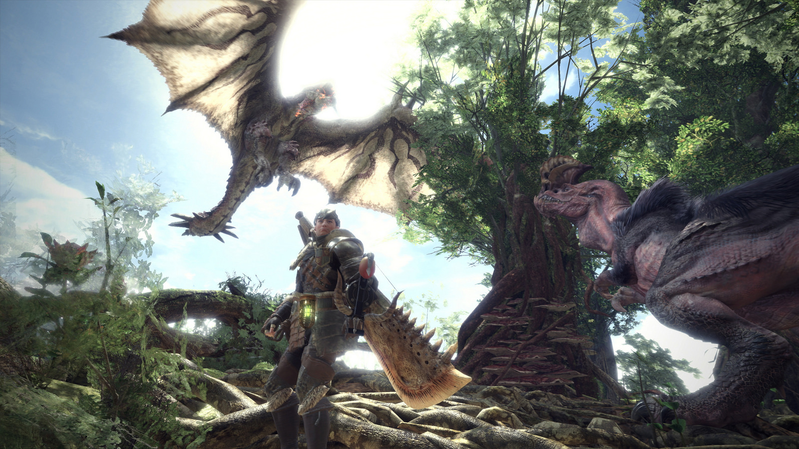 Monster Hunter World for PS4 image