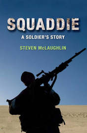Squaddie by Steven McLaughlin