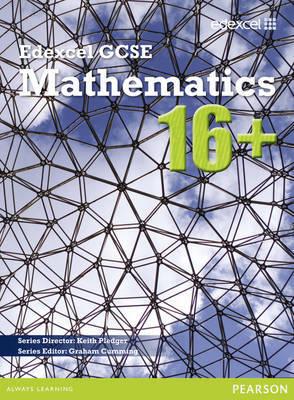 GCSE Mathematics Edexcel 2010 : 16+ Student Book by Julie Bolter image