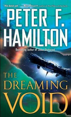 The Dreaming Void (Void Trilogy #1) (US Ed.) by Peter F Hamilton image
