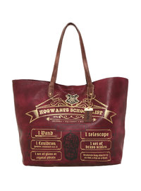 Harry Potter: School List - Tote Bag