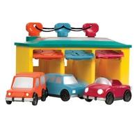 Battat: 3-Car Garage - Playset