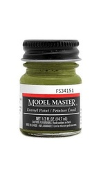Testors: Enamel Paint - Interior Green (Flat) image