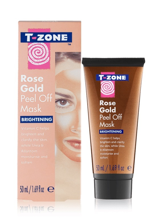 T-Zone: Rose Gold Peel Off Mask (50ml) image