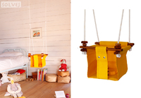 SOLVEJ Baby Swing - Kohwai Yellow