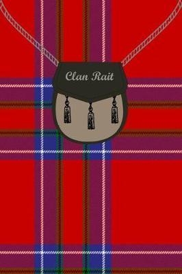 Clan Rait Tartan Journal/Notebook by Clan Rait