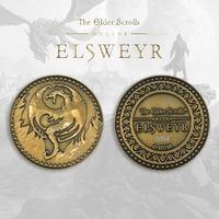 Elder Scrolls Skyrim: Collectable Coin - Elsweyr