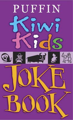Puffin Kiwi Kids' Joke Book image