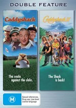 Caddyshack / Caddyshack 2 - Double Feature (2 Disc Set) on DVD