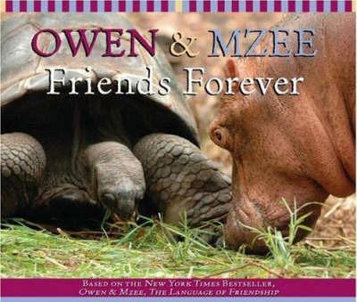 Owen and Mzee by Paula Kahumbu