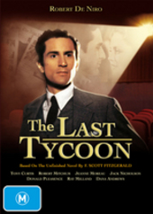 The Last Tycoon on DVD