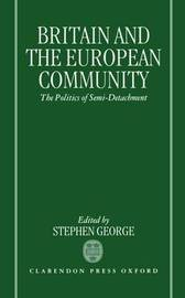 Britain and the European Community image