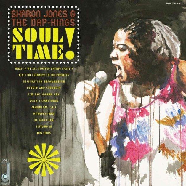 Soul Time by Sharon Jones & The Dap-Kings