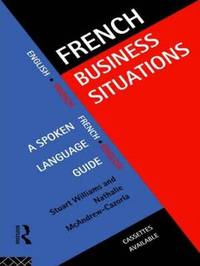 French Business Situations by Stuart Williams image