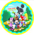 Mickey Clubhouse Large Dyna Ball - 230mm