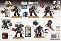 Warhammer 40,000 Deathwatch Terminators image