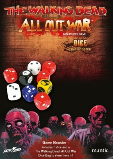 The Walking Dead: Dice Booster image