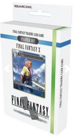 Final Fantasy Trading Card Game Starter Set Final Fantasy 10