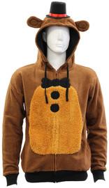 Five Nights at Freddy's - Fleece Hooded Sweatshirt (2XL)