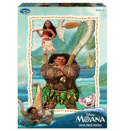 Moana - 100 Piece XL Puzzle image