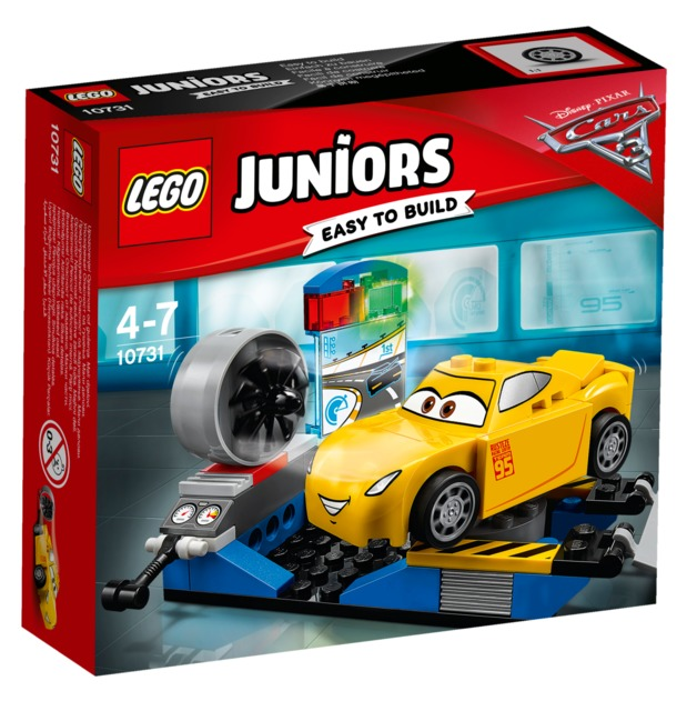 LEGO Juniors: Cruz Ramirez Race Simulator (10731)