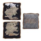 Game of Thrones: Westeros Map - Throw Pillow Set