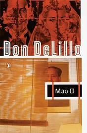 Mao II by Don DeLillo