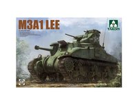 Takom: 1/35 M3A1 Lee Model Kit