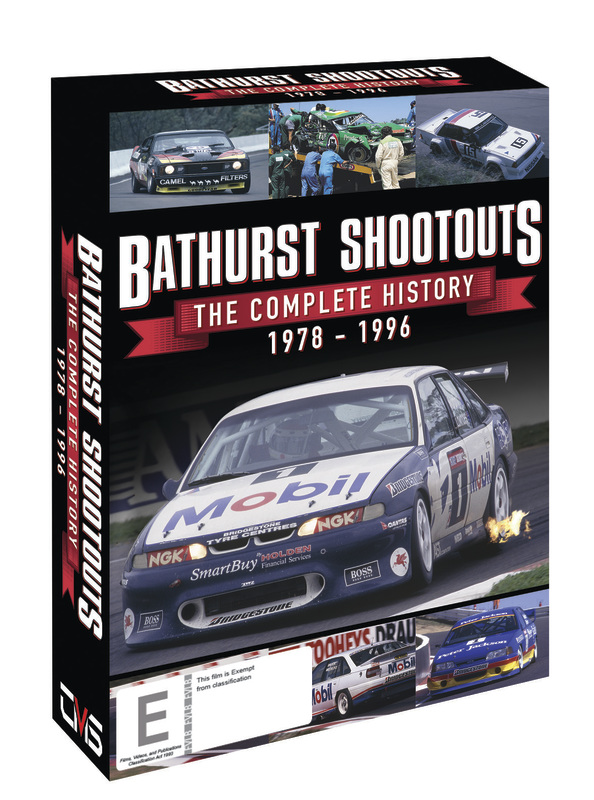 Magic Moments Of Motorsport: Shoot Outs - The Complete History on DVD