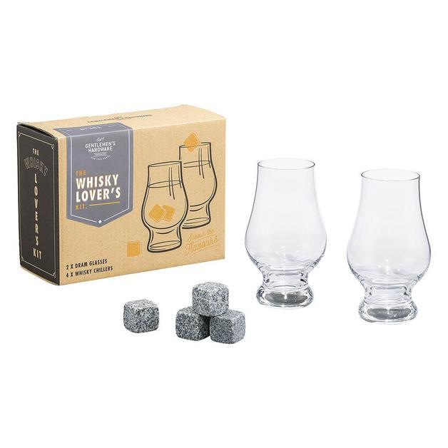 Gentlemen's Hardware: Whisky Lovers Kit