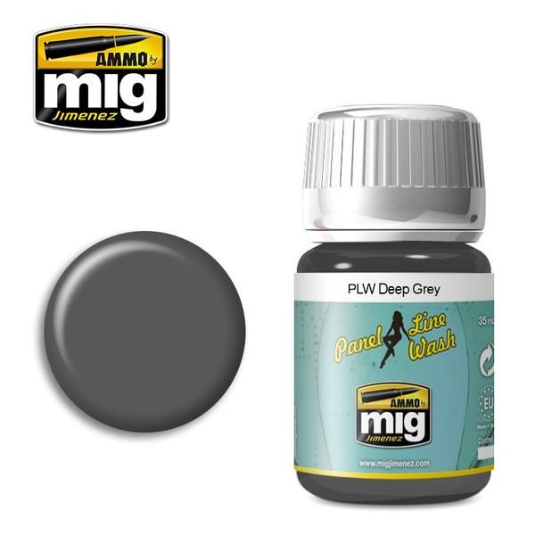 Ammo of Mig Jimenez Deep Grey (35ml)