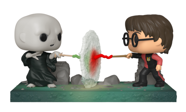 Harry Potter: Harry vs Voldemort - Pop! Movie Moment Figure
