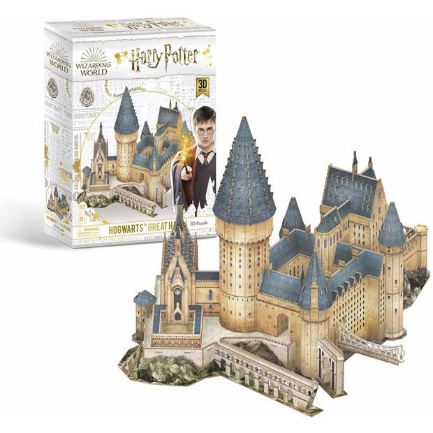 Cubic Fun: 3D Harry Potter Puzzle - Hogwarts Great Hall
