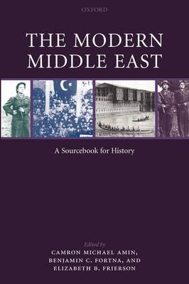 The Modern Middle East image