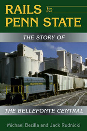 Rails to Penn State by Michael Bezilla image