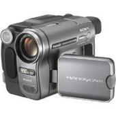 Sony Handycam Digital 8  2.5  LCD CRTRV480E