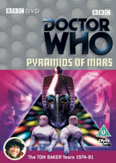 Doctor Who - The Pyramids of Mars on DVD