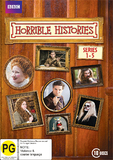 Horrible Histories - Series 1-5 DVD