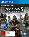 Assassin's Creed Syndicate Special Edition for PS4