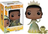 Disney - Princess Tiana & Naveen Pop! Vinyl Figure