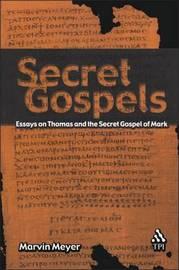 Secret Gospels by Marvin Meyer image